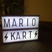 Come-in Mario Kart (Silvia Blatter)<div class='url' style='display:none;'>/</div><div class='dom' style='display:none;'>kgju.ch/</div><div class='aid' style='display:none;'>583</div><div class='bid' style='display:none;'>8987</div><div class='usr' style='display:none;'>74</div>